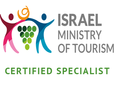 Isreal ministry of tourism logo