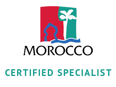 Morocco tourism logo